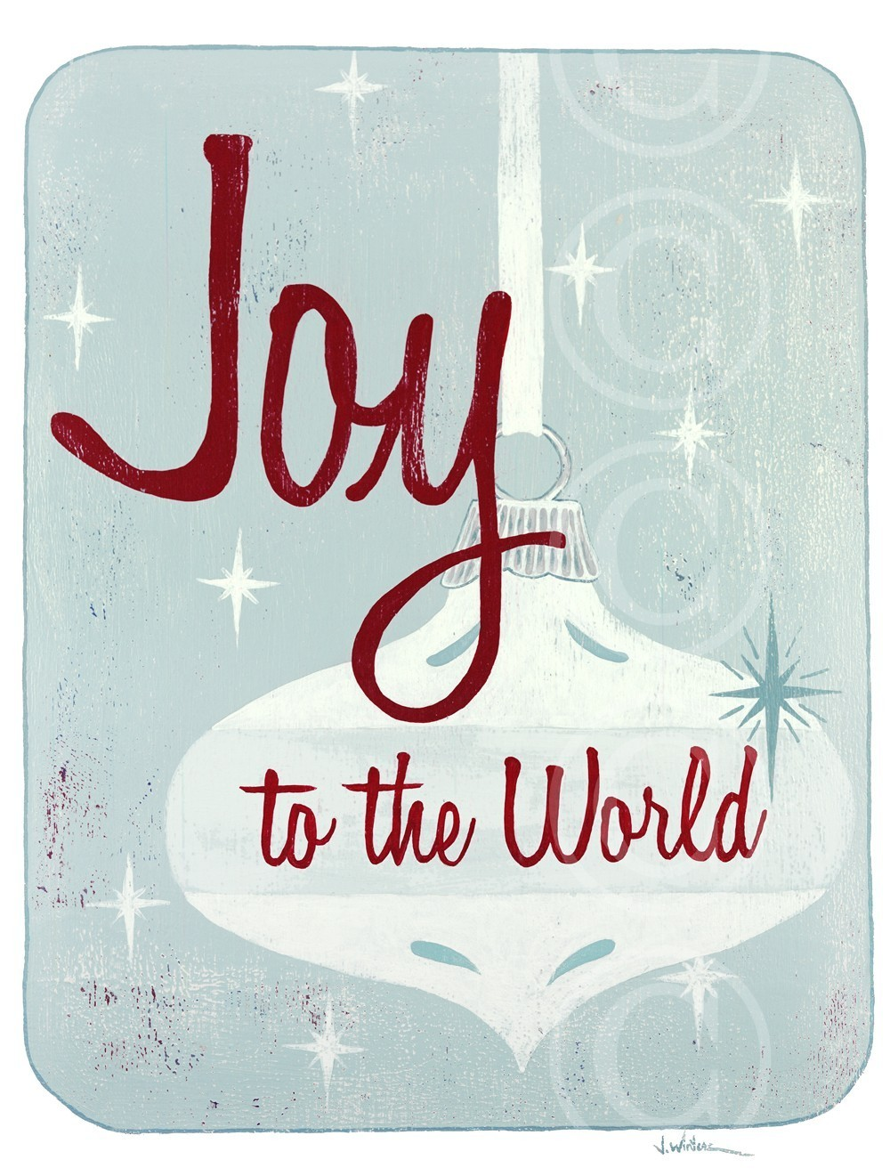 """Which advent is in view in """"Joy to the World""""?"""