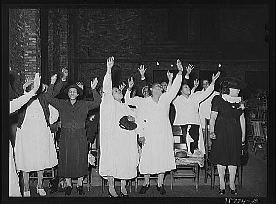 Pentecostalism, emotion, and worship