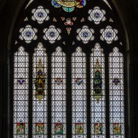 Bristol Cathedral Edward Colston Stained Glass Window B