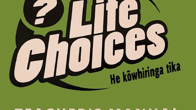 CEC Life Choices Teachers Manual 2018
