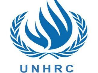UNHRC logo