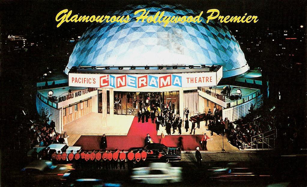 Pacific Theatres's Cinerama Dome