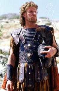 Sean Bean as Odysseus