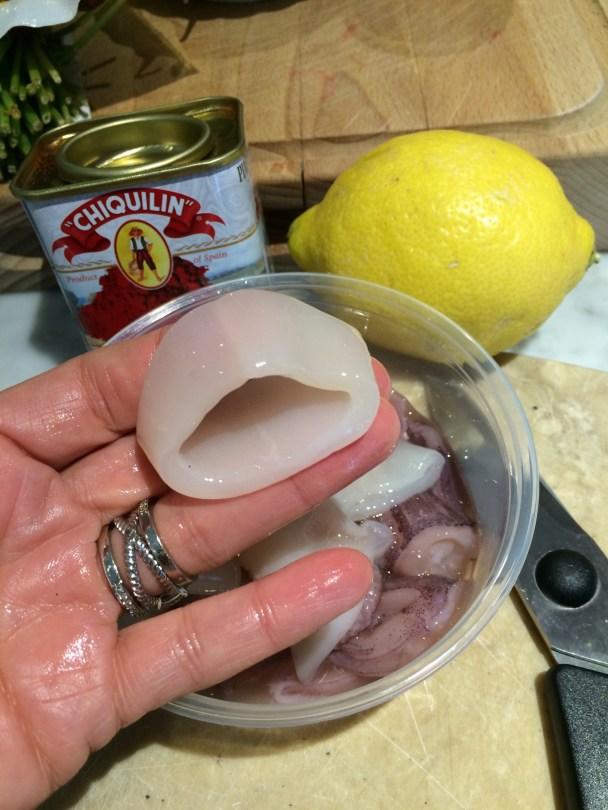 Prepare seafood