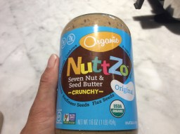 Today's nut butter