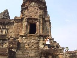 Temples at Angor Wat