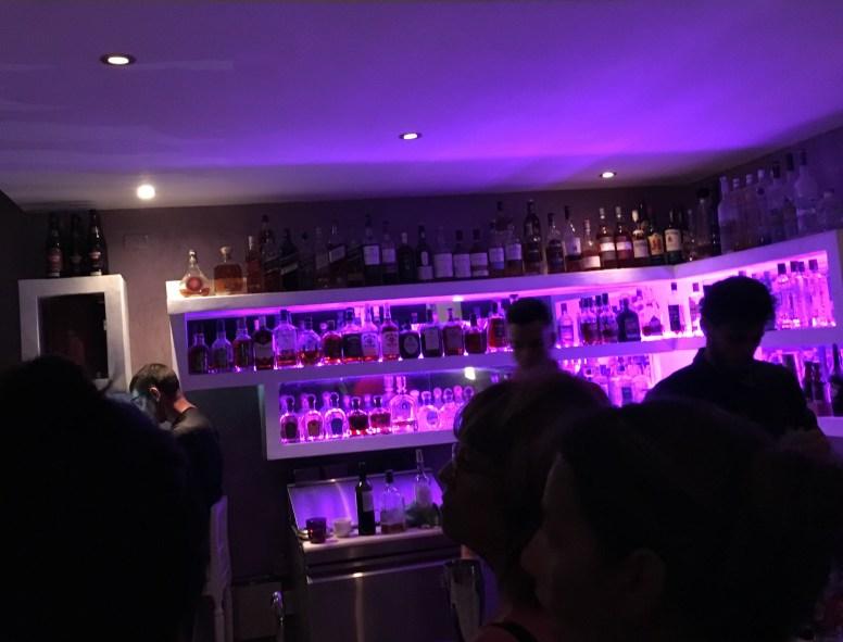 The Bar at La Guarida.