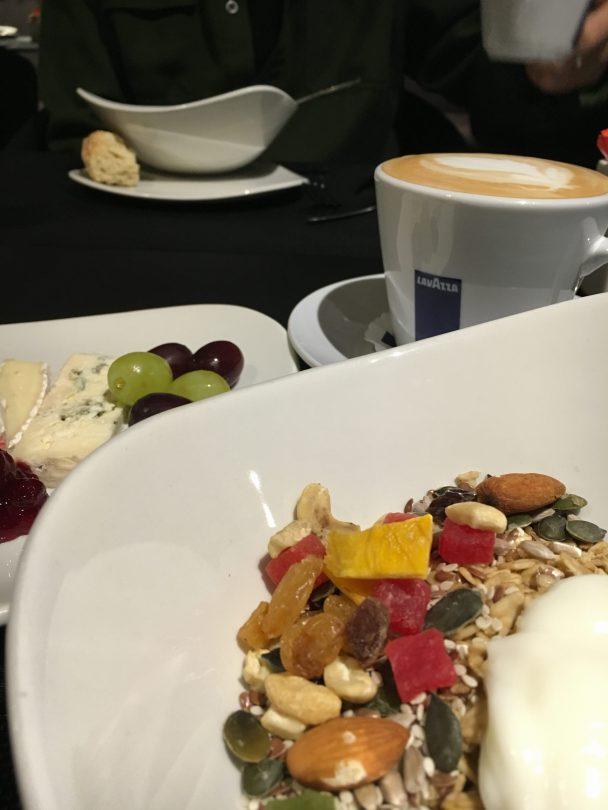 Breakfast Included!