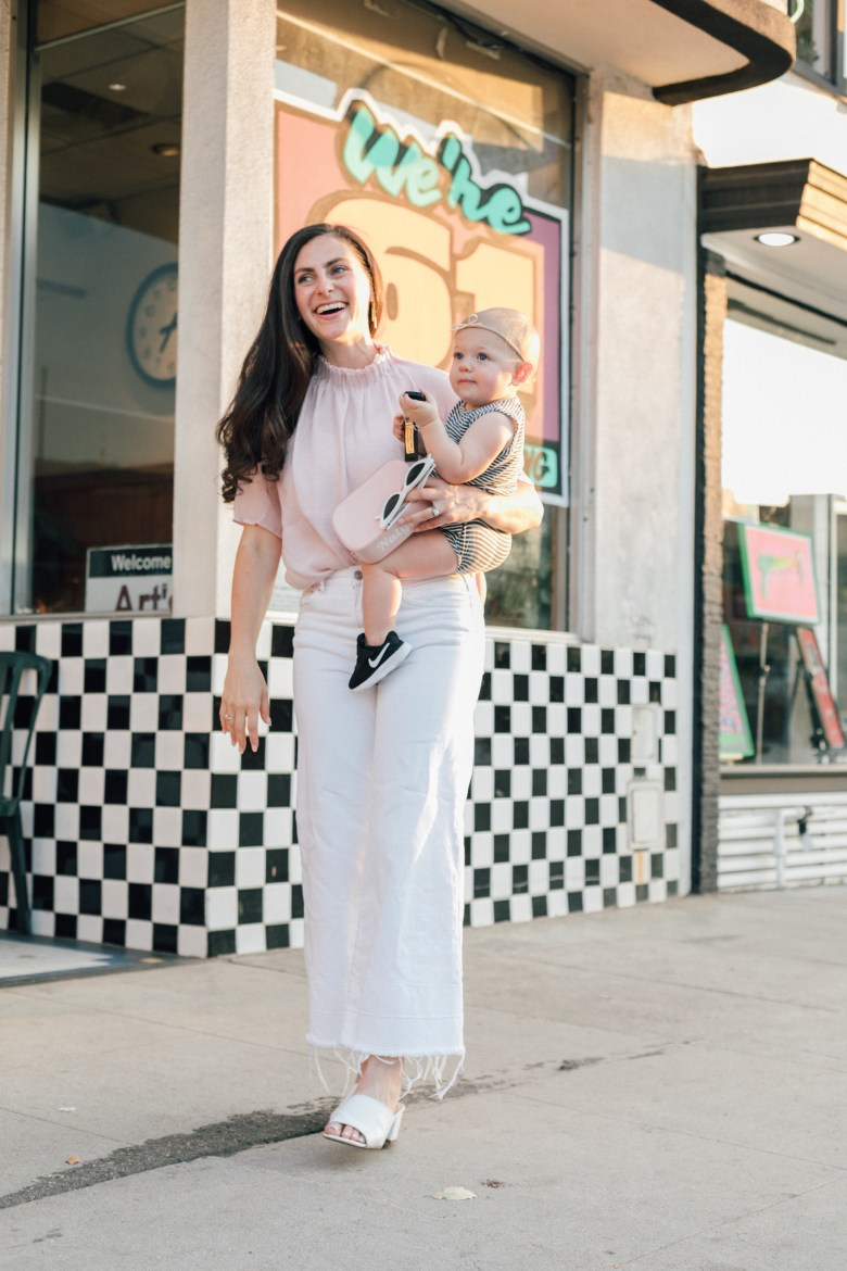 Los Angeles mom blogger, RELish By Arielle shares how to survive your first year of motherhood