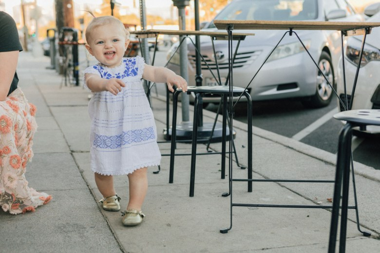 mom and baby street style RELish By Arielle