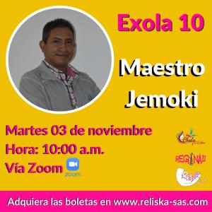 EXOLA #10 – MAESTRO JEMOKI
