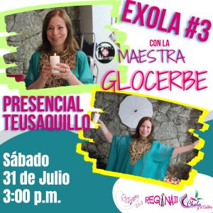 EXOLA #3 – MAESTRA GLOCERBE – PRESENCIAL