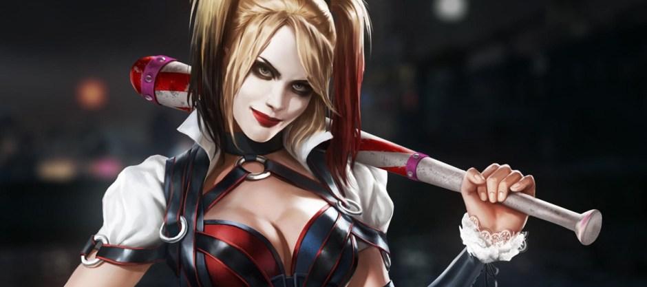 Batman Arkham Knight Harley Queen banner