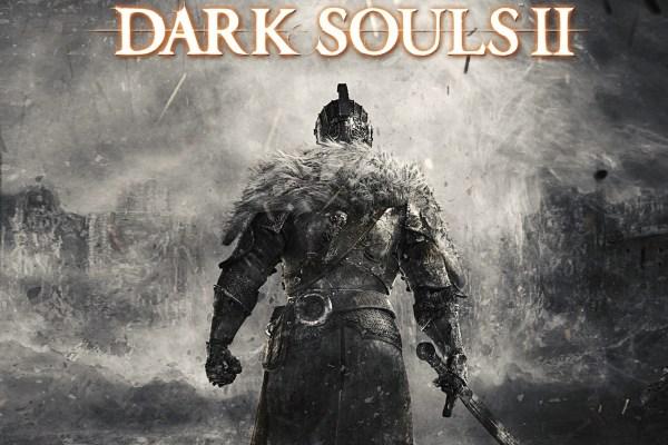 Dark souls 2 intro