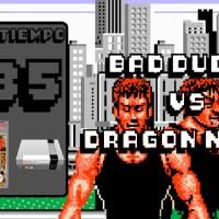 RETROcediendo en el tiempo #135: Dragon Ninja (1988)
