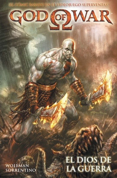 God of War PORTADA