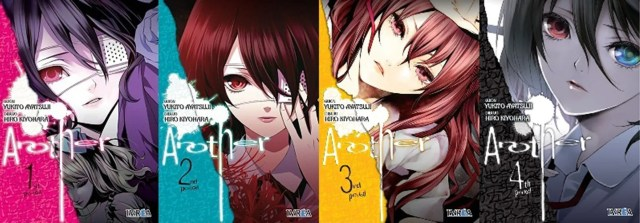 Descargar another (Manga) 20/20 - Tomos 4/4 + Another Cero[Mega]