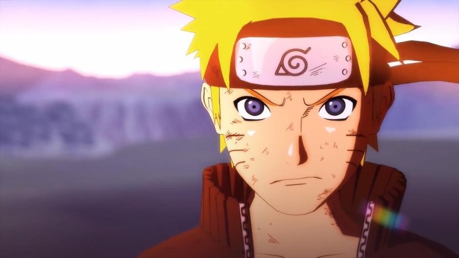 Portada Naruto Shippuden ultimate ninja storm 4