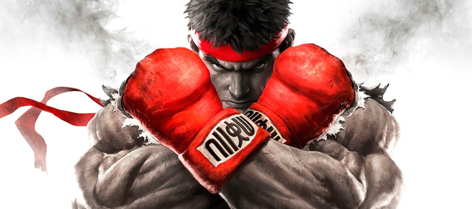 Street Fighter V Day One Edition banner