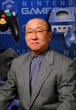 Tatsumi Kimishima nuevo Presidente de Nintendo.
