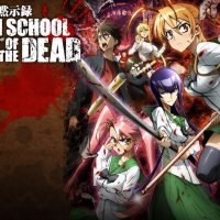 Anime recomendado: High School Of The Dead - HOTD (+18)