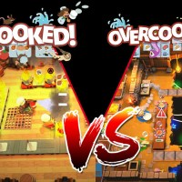 Overcooked! vs Overcooked! 2