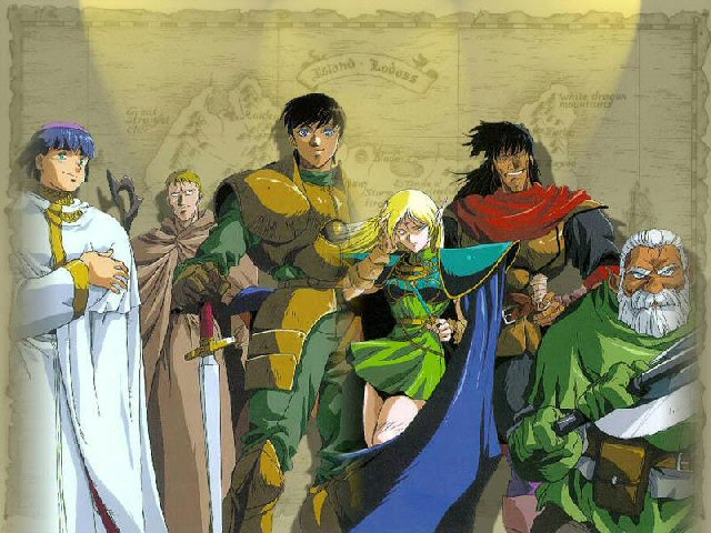 record of lodoss war