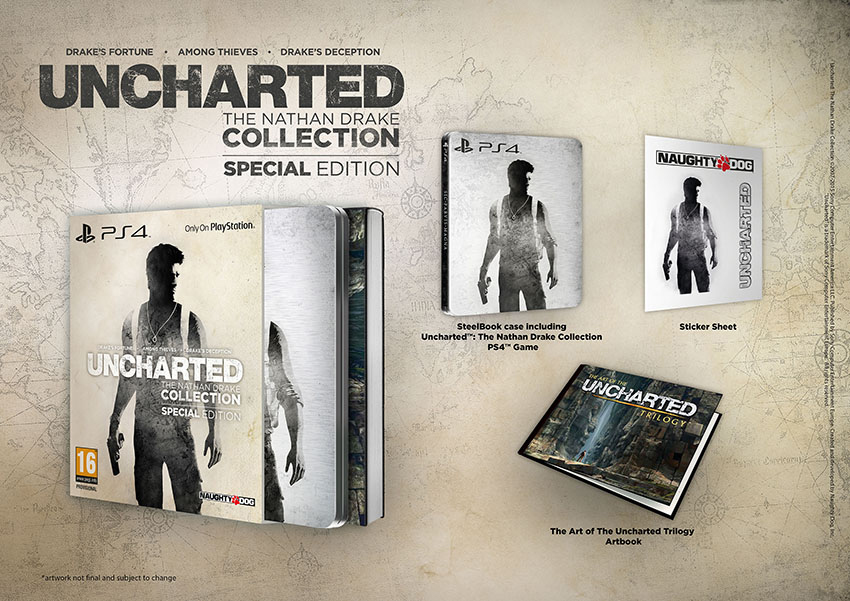 uncharted nathan drake collection special edition-1