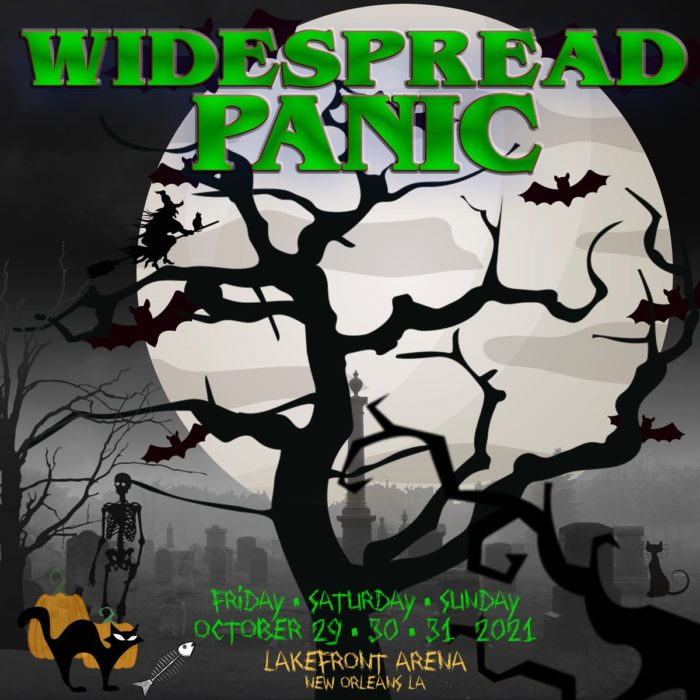 New orleans' official halloween parade Widespread Panic Schedule 2021 Halloween Run in New Orleans