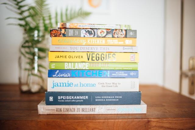 Kochinspiration- meine 10 Liebsten Kochbücher - Relleomein.de