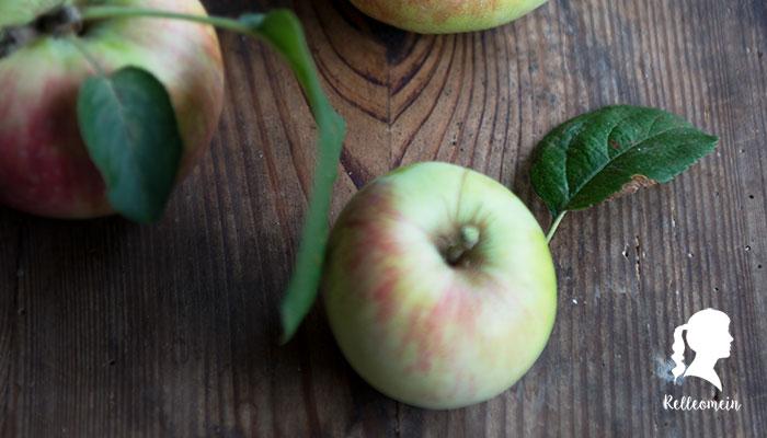 Einkochwoche – Apfelmus ohne Zucker
