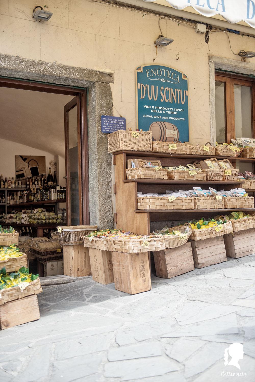Ein Trip durch Norditalien - Cinque Terre