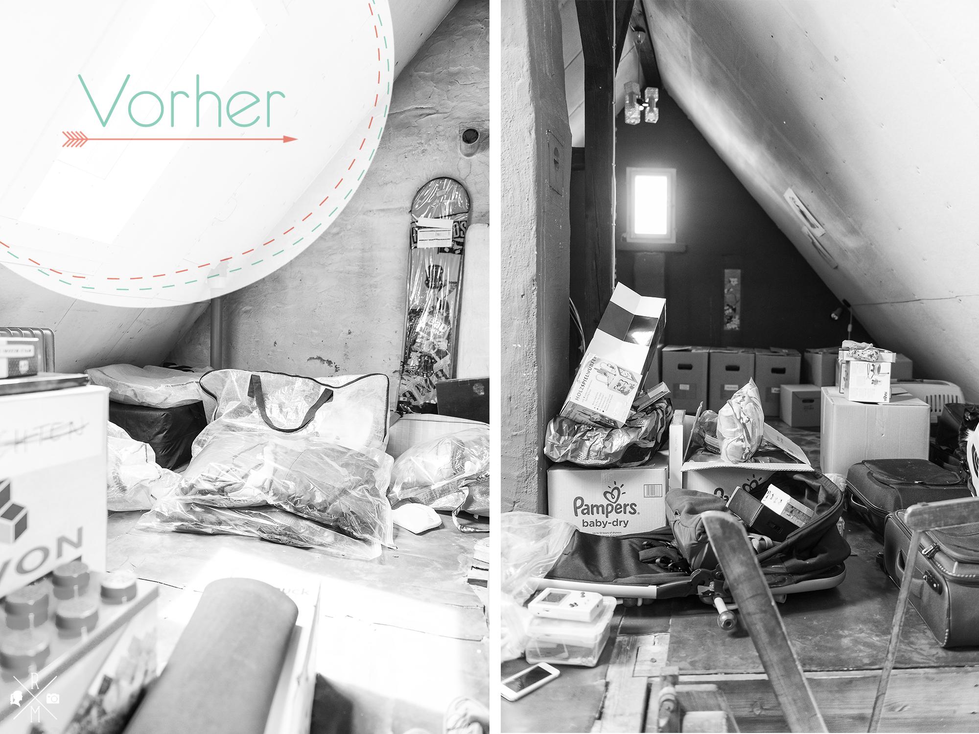 10 Tipps zum Dachboden aufräumen   relleomein.de