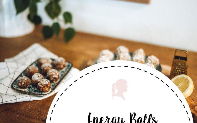 Energiebällchen zuckerfrei und vegan - 3 verschiedene Rezepte für Energy Balls | relleomein.de #vegan #proteinballs #energyballs #foodblogger