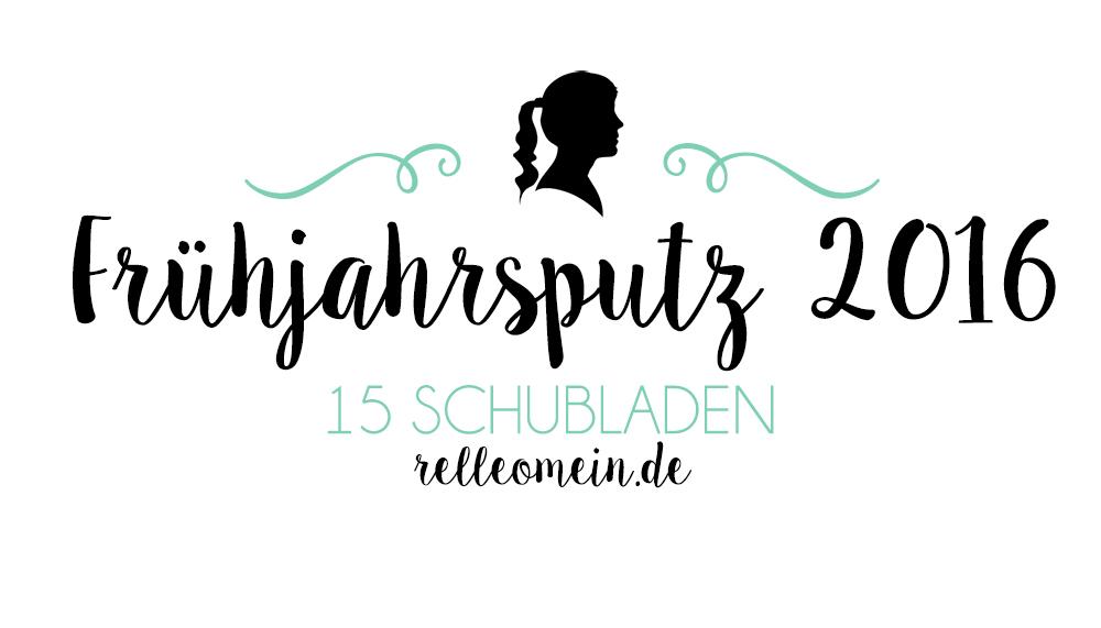 Frühjahrsputz 2016 - Krimskrams Küchenschublade (Video) - Rezepte ...