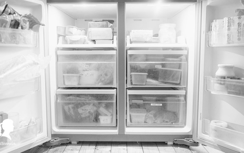 Verpackungsfreier Janaur – No Spend Pantry Challenge