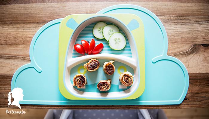 Kindergericht – Herzhafte Pfannkuchen mit Rinderhack