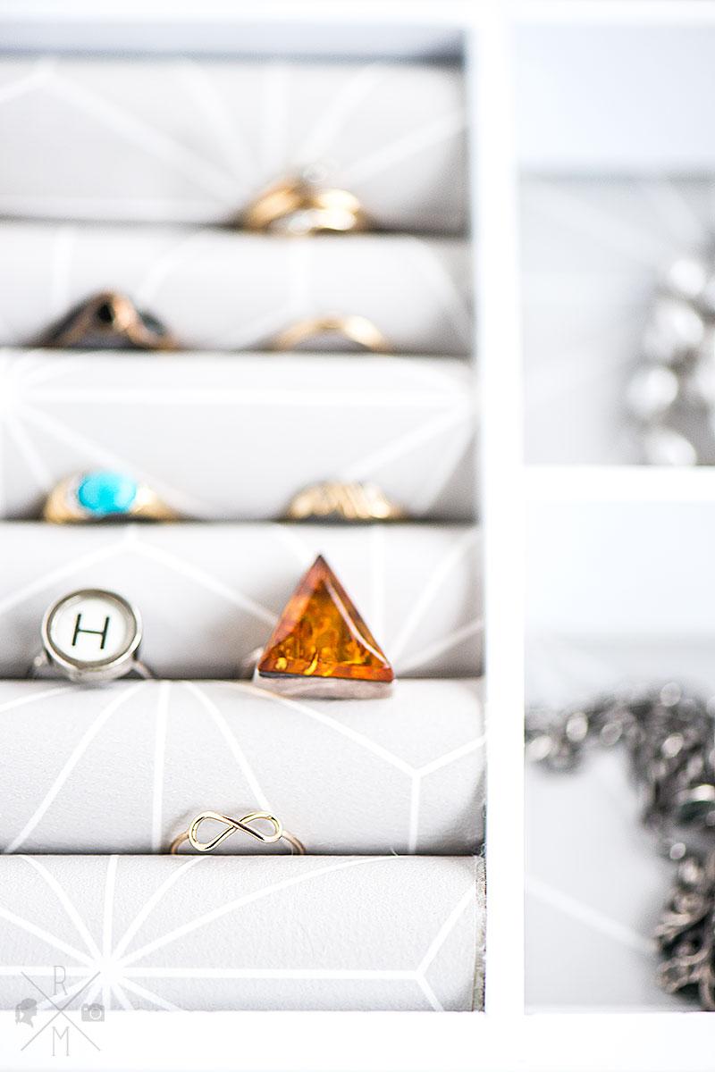Ringaufbewahrung selber machen | relleomein.de #ringstorage #ringdisplay #diy