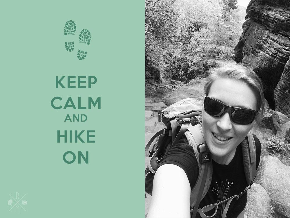 Auf dem Malerweg in der sächsischen Schweiz | relleomein.de #travel #hiking