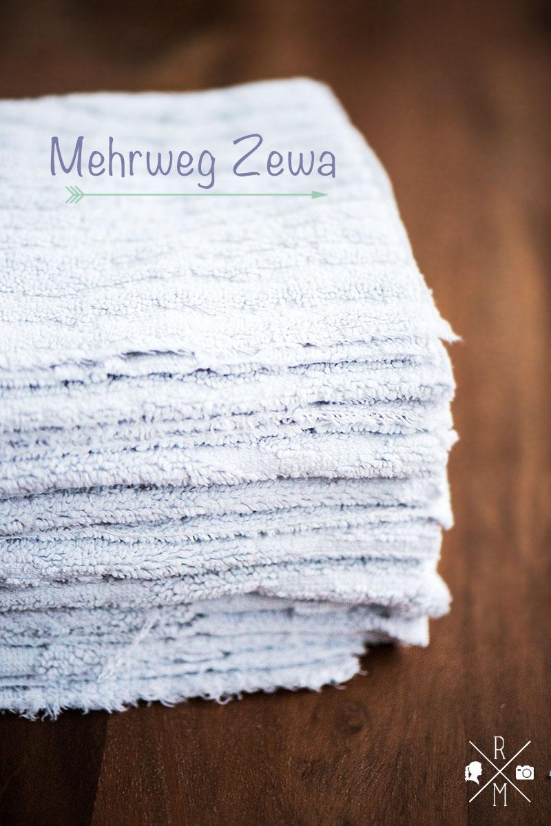 Dauer Zewa und Swiffer Ersatz aus alten Handtücher | relleomein.de