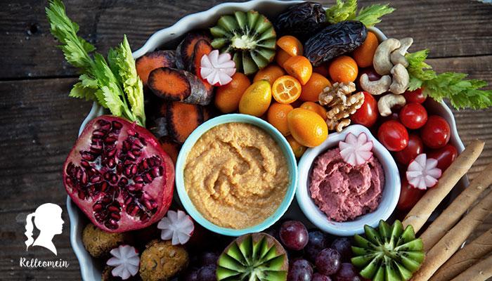 Vegane Käsesoße ohne Soja und Kokos - schnell zubereitet mit und ohne Thermomix | relleomein.de #vegan #thermomix #foodblogger