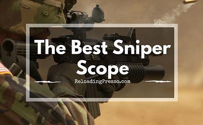 1 Shot 1… 3 Best Sniper Scopes 2017 [Hobby or Battlefield]