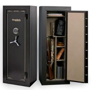 Snapsafe Modular Electronic Lock Fireproof Titan 12+ Long Gun Safe