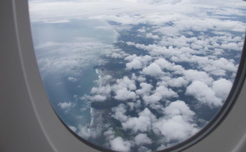 Blicke Richtung Neuseeland