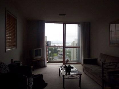 Auckland - Ein Teil meines Appartements