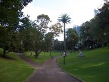 Myers Park nähe Queen Street