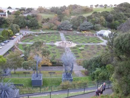 Botanic Gardens - da wird geheiratet.