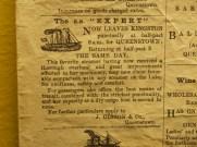 Werbung 1897, ich finde sie sehr überzeugend