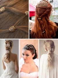Celtic Inspired Hairstyles | RELOCATING TO IRELAND