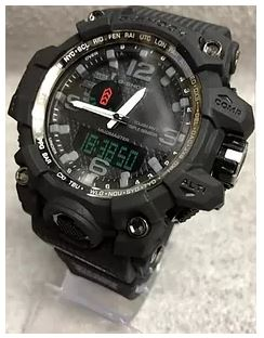 Relogio G Shock Mud Resist GWG-1000GB-1A